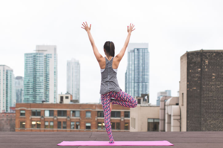 Yoga for a broken heart: Does it really work?