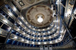 Interior Estates Theatre