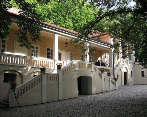 Villa Bertramka