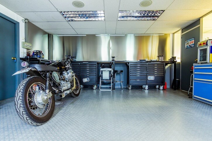 garage space saving