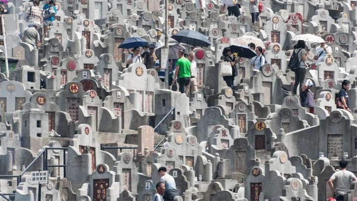 Cemetery Hong Kong