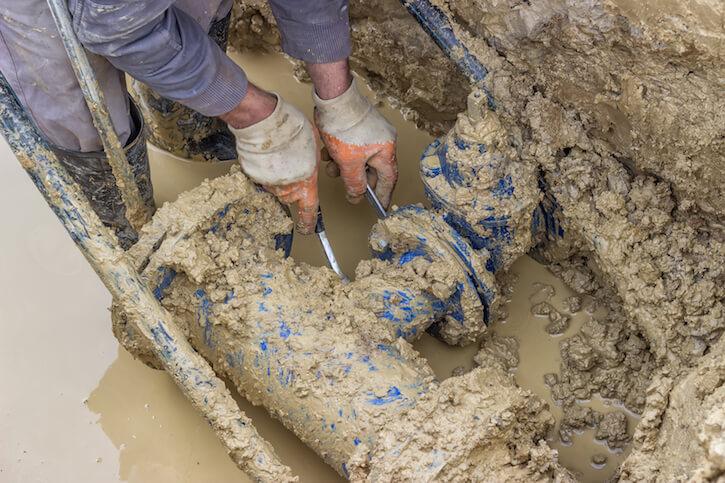 Sewer Cracks