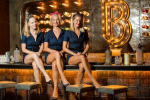 Blondies Bar in Prague