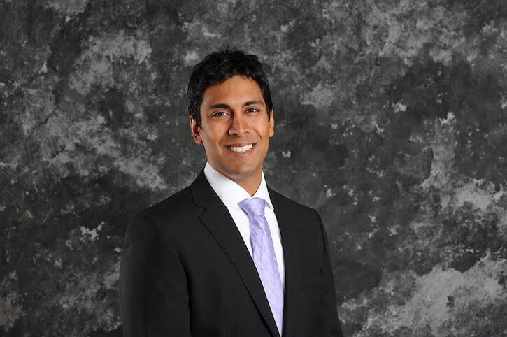 Dr. Zeshan Hyder