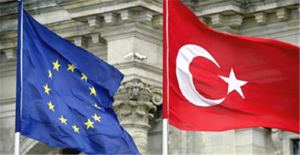 EU Turkey flag