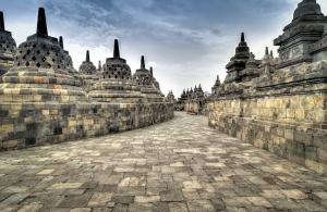 Buddhist temple, Bali