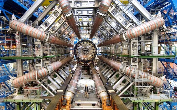 Large Hadron Collider - CERN