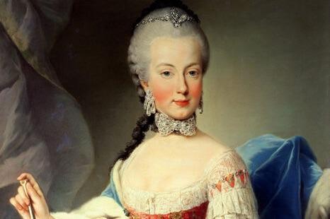 Maria Amalia of Habsburg Lorraina Parma