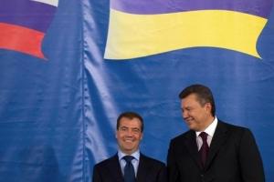 Medvedev Yanukovich