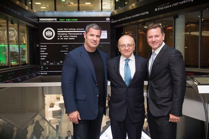 Ron Bauer - London Stock Exchange