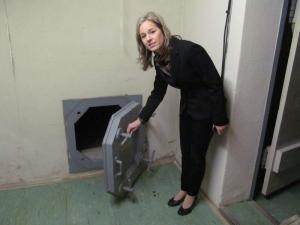 spy bunker
