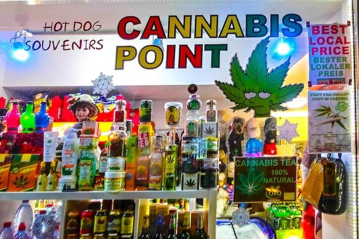 cannabis shop