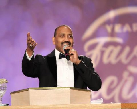 Bishop Wayne T Jackson