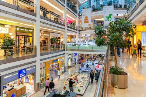Prague shopping