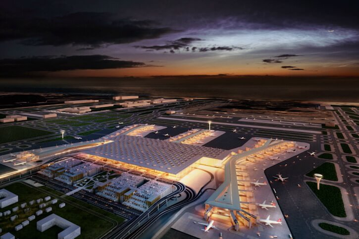 Istanbul Airport 1