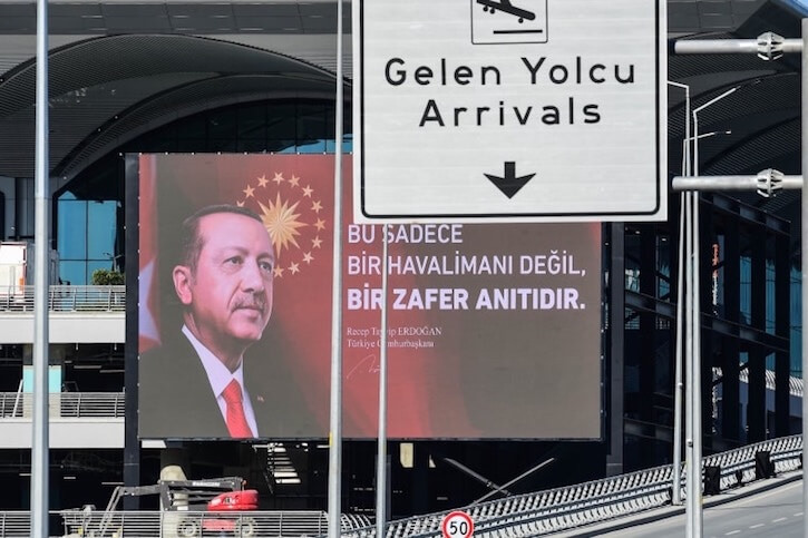 Istanbul Airport 6