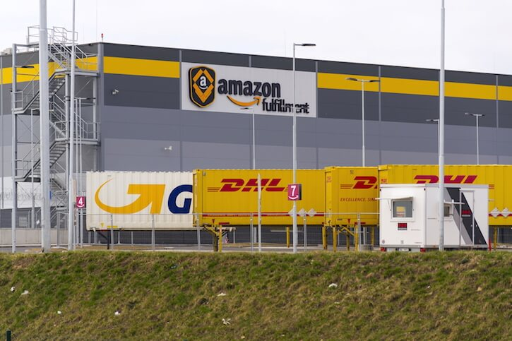 Amazon depot