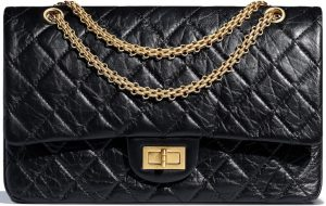 maxi-2-55-handbag-black-aged-calfskin-gold-tone-metal-packshot
