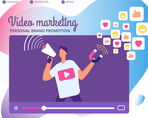 video marketing personal brand promotion