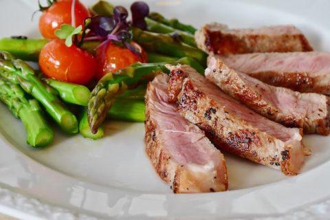 asparagus healthy food