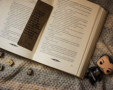 elvish book