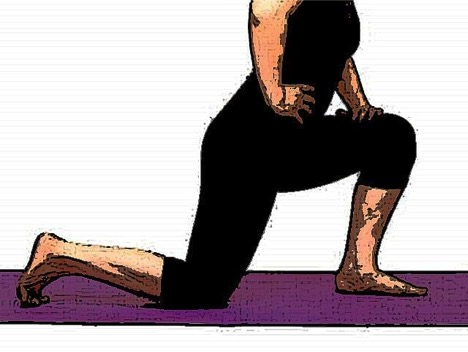 hip release stretch