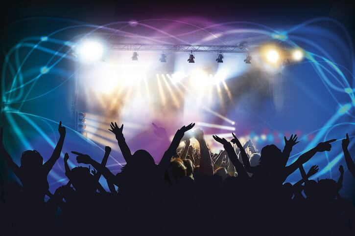 How Tech is Changing the Live Music Industry