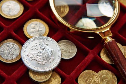 usd silver coin