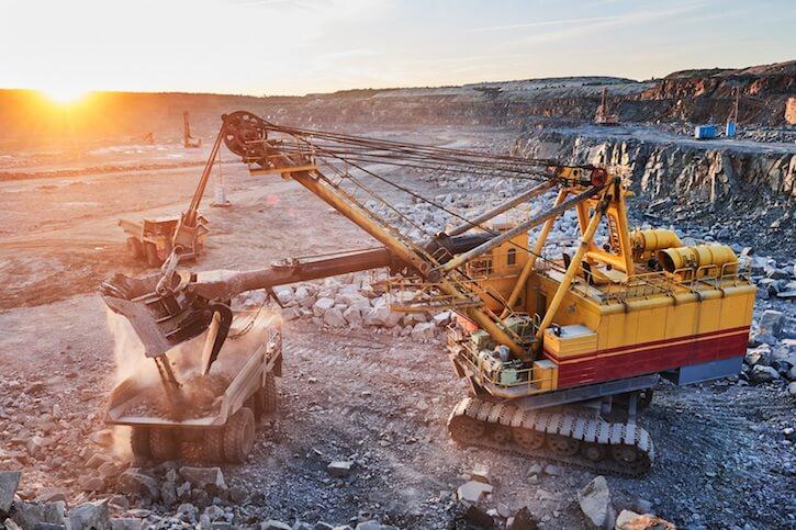 mining operations