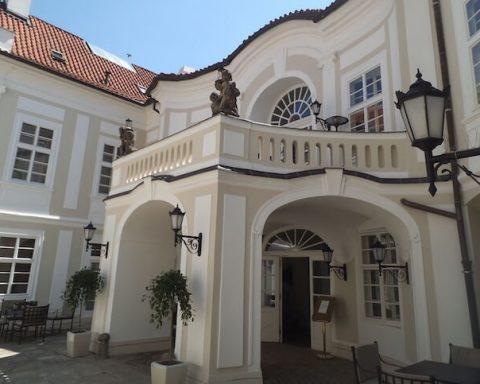 Palais Pachtuv