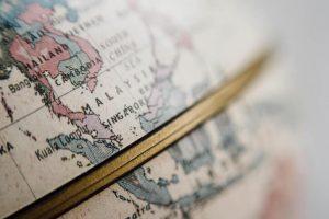 traveling world