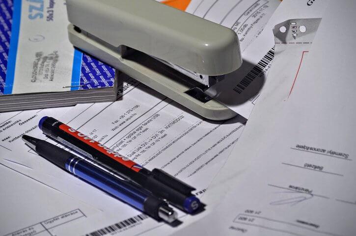invoice bill records