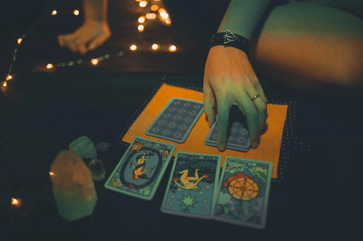tarot cards psychic medium