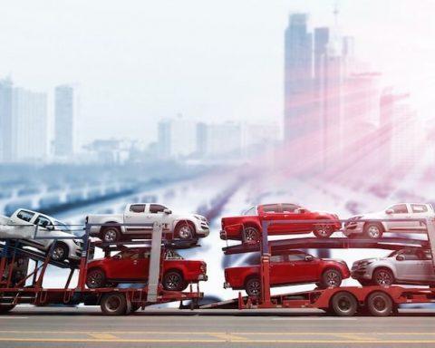 autos shipped